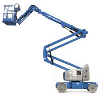 Genie 40ft Electric Knuckle Boom For Hire
