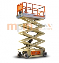 2646ES 26ft Electric Scissor Lift