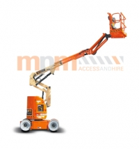450aj 30ft Electric Knuckle Boom Lift