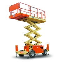 260mrt 26ft Diesel Scissor Lift