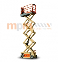 2630ES 26ft Electric Scissor Lift Narrow