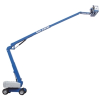 Genie 80ft Diesel Knuckle Boom For Hire