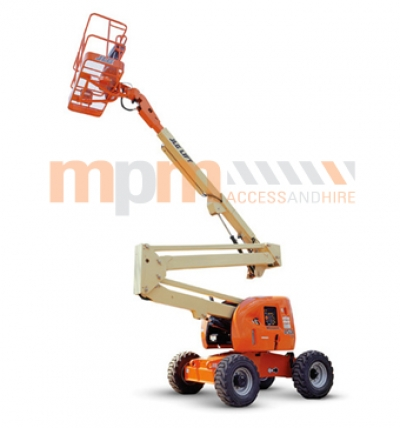 JLG 45ft Diesel Knuckle Boom For Hire