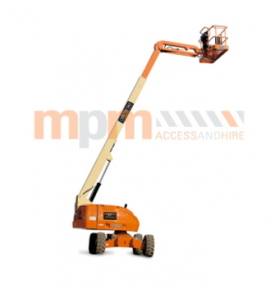JLG 46ft Diesel Straight Boom For Hire