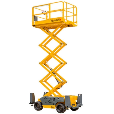 Haulotte 33ft Diesel Scissor Lift For Hire