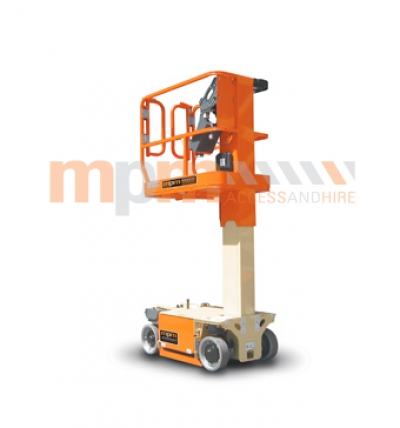 JLG 12ft Mobile Vertical Lift For Hire