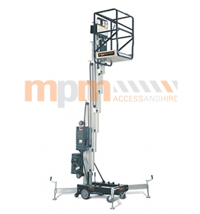JLG 30ft Push Around Vertical Lift For Hire