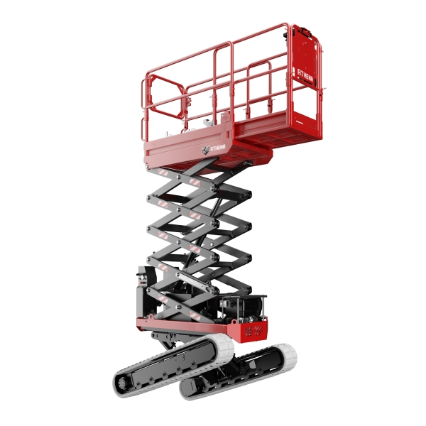 Athena 850 Diesel Scissor Lift for Hire