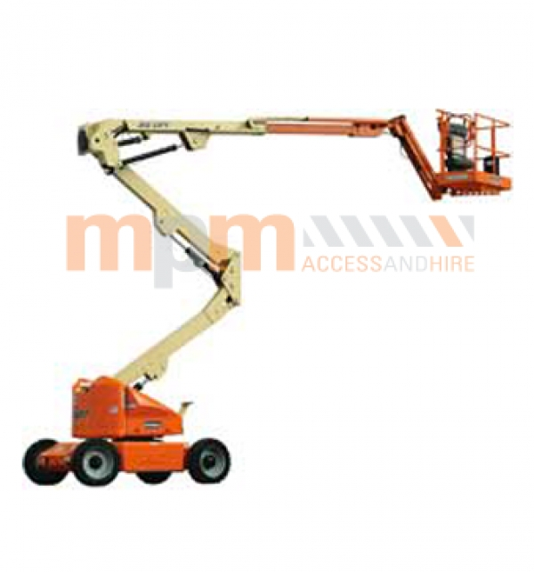 e450aj 45ft Electric Knuckle Boom Lift