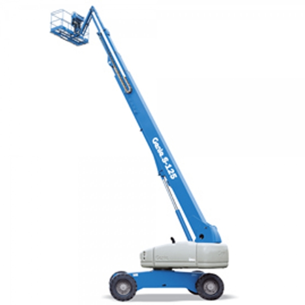 Genie 125ft Diesel Straight Boom For Hire
