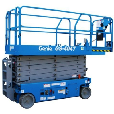 Genie 40ft Electric Scissor Lift For Hire