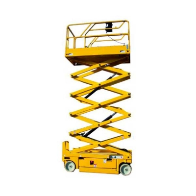 Haulotte 12ft Electric Scissor Lift For Hire