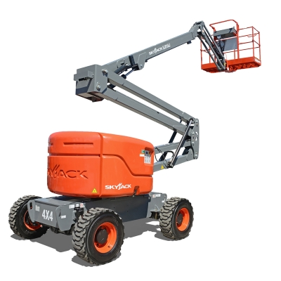Skyjack 51ft Diesel Knuckle Boom For Hire