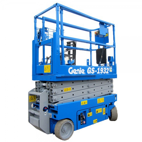 Genie 19ft Electric Scissor Lift For Hire