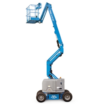 Genie 34ft Diesel Knuckle Boom For Hire