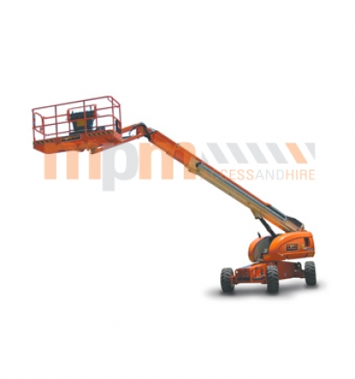 JLG 66ft Diesel Straight Boom For Hire